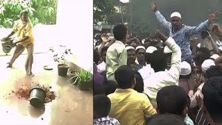 Protests over Cauvery river water dispute turn violent