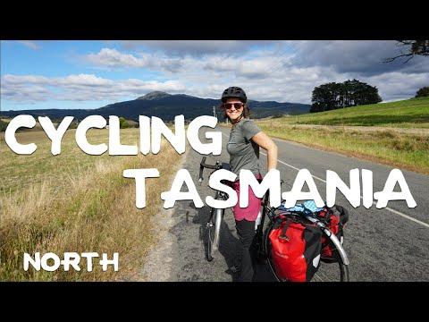 CYCLING TASMANIA! | North - Devonport To Lilydale (RaD Ep 39)