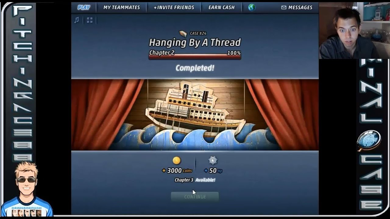 Criminal Case Pacific Bay Case 24 Hanging By A Thread