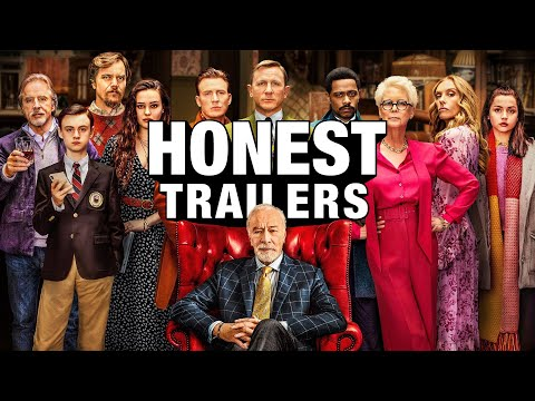 Honest Trailers   Knives Out