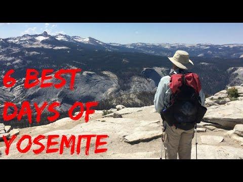 6 Best Days of Yosemite from Tuolumne Meadows + Cloud's Rest