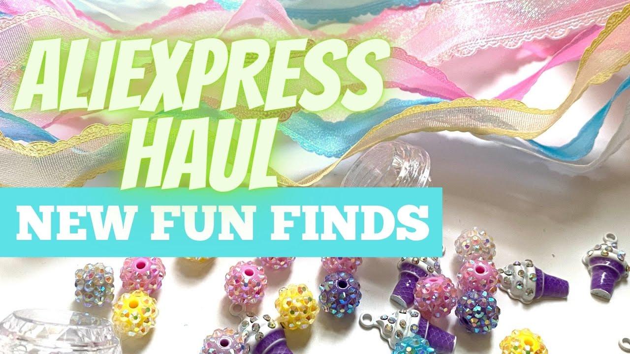 ALIEXPRESS HAUL   NEW FUN FINDS   SALE!!