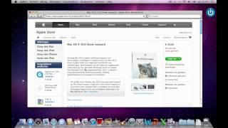 iLearn: OSX Lion installeren