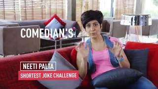 Comedy Central Stand Up, Asia!   Shortest Joke Challenge