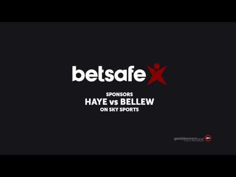 David Hayev Tony Bellew Promo - Sky Sports