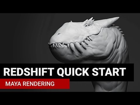 Redshift UDIM displacement Maps by D P