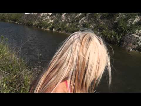 Bikini Bowfishing  Webisode 1   Gator Hunt