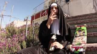 Bonzing Skateboards: Skate Like A Nun
