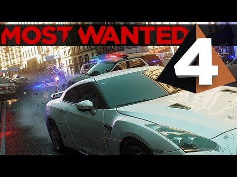 Need for Speed Most Wanted Walkthrough &...