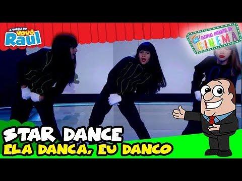 "STAR DANCE ""Move Shake Drop Remix"" | FESTIVAL INFANTIL DE CINEMA | RAUL GIL"