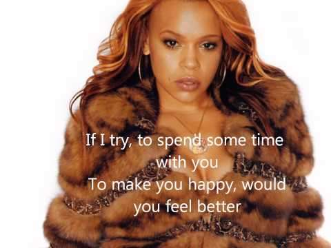 Faith Evans , Soon As I Get Home (Lyrics)
