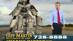 Transformer Video - Tulsa Car Accident Lawyers - Attorney Jeff Martin, The Heavy Hitter