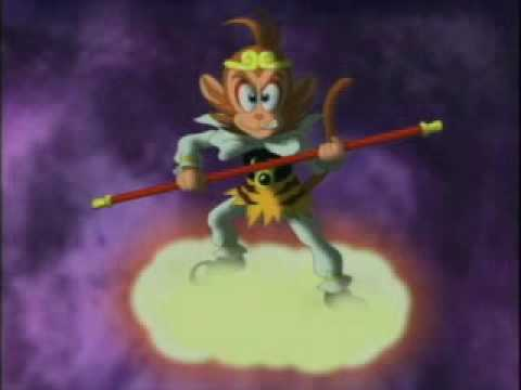 Monkey Magic Opening
