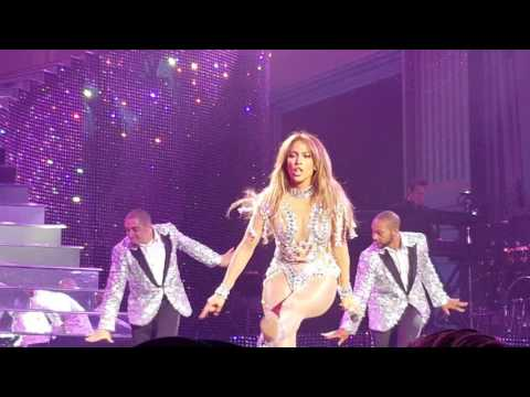 Jennifer Lopez Concert at Axis Planet Hollywood Vegas