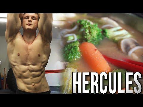 Revealing Vegan Hercules | Men