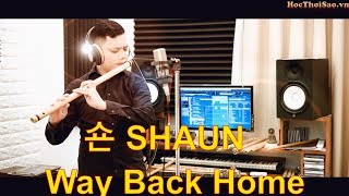 WAY BACK HOME 숀 SHAUN ❤️ TIKTOK VIETNAMESE VERSION REMIX | NHẠC EDM GÂY NGHIỆN ★ MASTER OF FLUTE