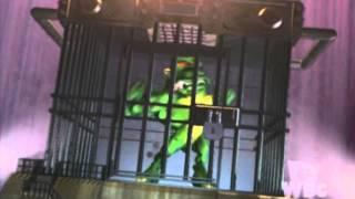 Rampage 2: Universal Tour - Opening Cutscene