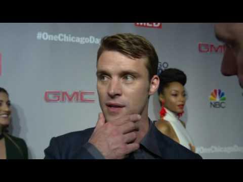 "One Chicago Day Jesse Spencer Interview ""Criminal Justice"" Clip"
