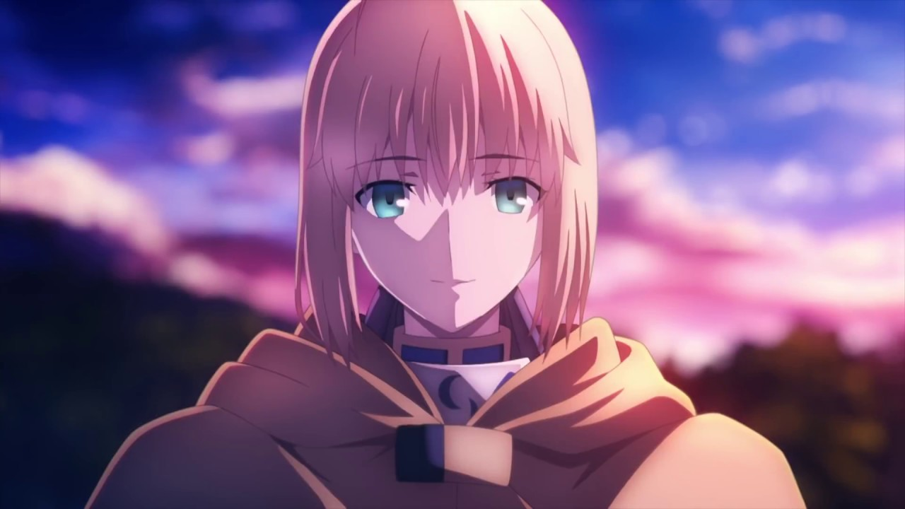 Fate Stay Night Heaven S Feel The Movie Iii Spring Song Teaser Trailer 3 Youtube