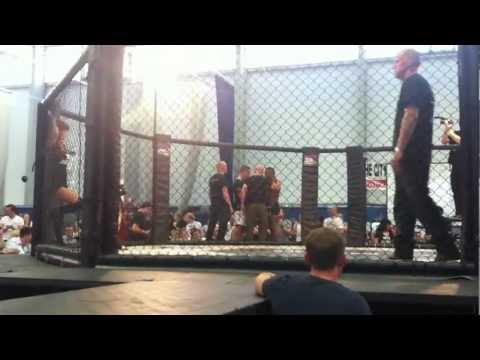 Tear Up 9: Jack Miles ( Optimum MMA ) vs Shaun Caswell ( Impact )