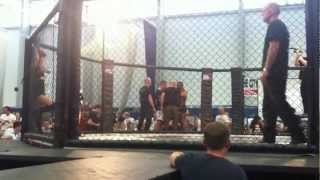 Tear Up 9: Jack Miles ( Optimum MMA ) vs Shaun Caswell ( Impact )