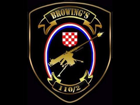 """""""KARLOVAC U DOMOVINSKOM RATU 1991.-1995.""""-""""BROWINGOVI""""1.dio"""