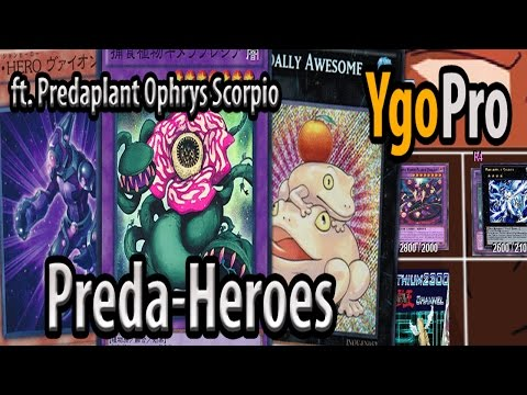 Toadally Heroes ft. Predaplants (YgoPro) - Search dat Instant Fusion tho.. =3
