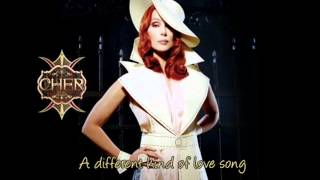 A different kind of love song Live - Cher
