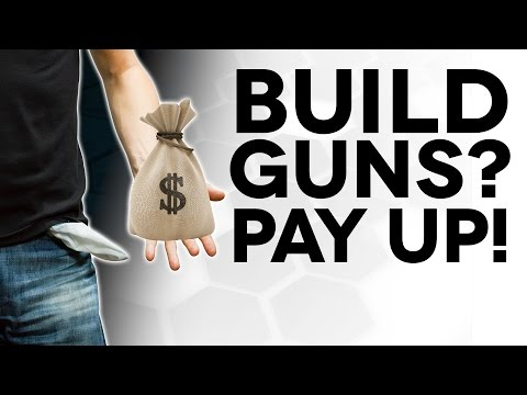 Gunsmiths have to pay? ITAR Explained - The Legal Brief!