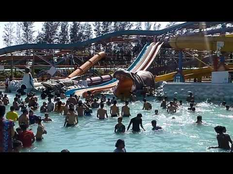 chab chhaba chab water fun park at surat hazira