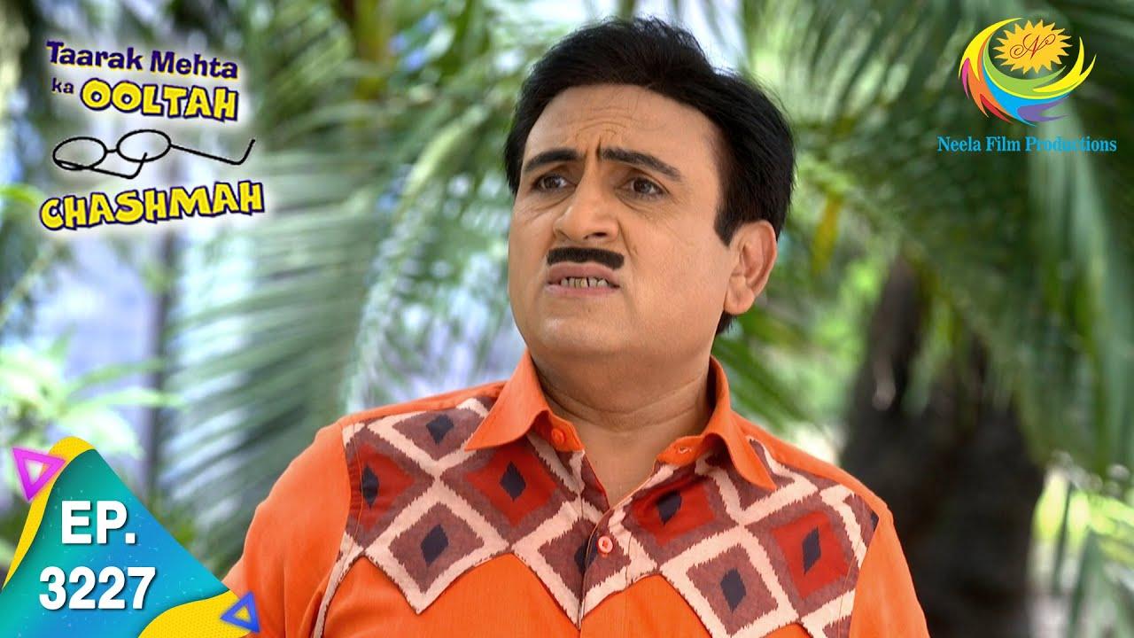 Download Taarak Mehta Ka Ooltah Chashmah - Ep 3227 - Full Episode - 9th August, 2021