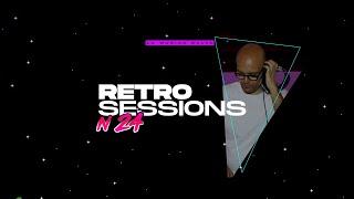 RETRO SESSIONS #24 (Especial DIA DE LA MADRE)   DJ MARCELO MICHEL
