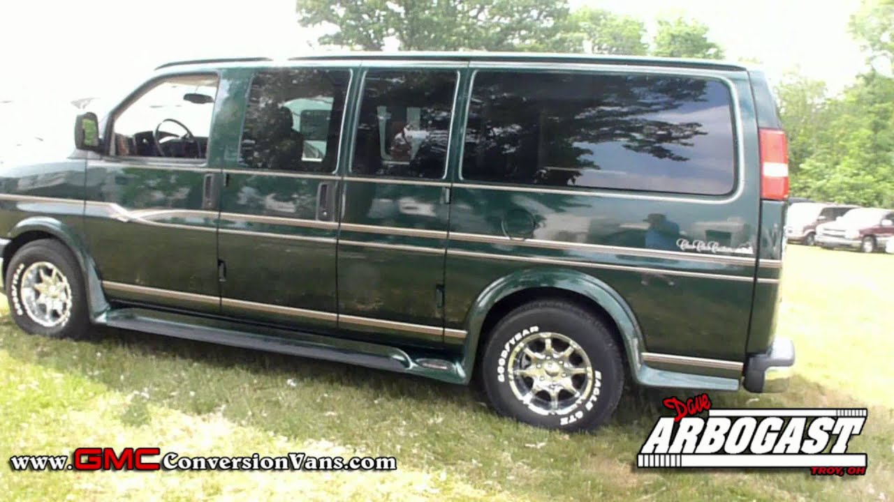 Used 2005 Chevrolet Express 1500 Conversion Van Low Top