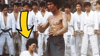 Stuntman Launches Surprise Attack on Bruce Lee and REGRET Instantly!