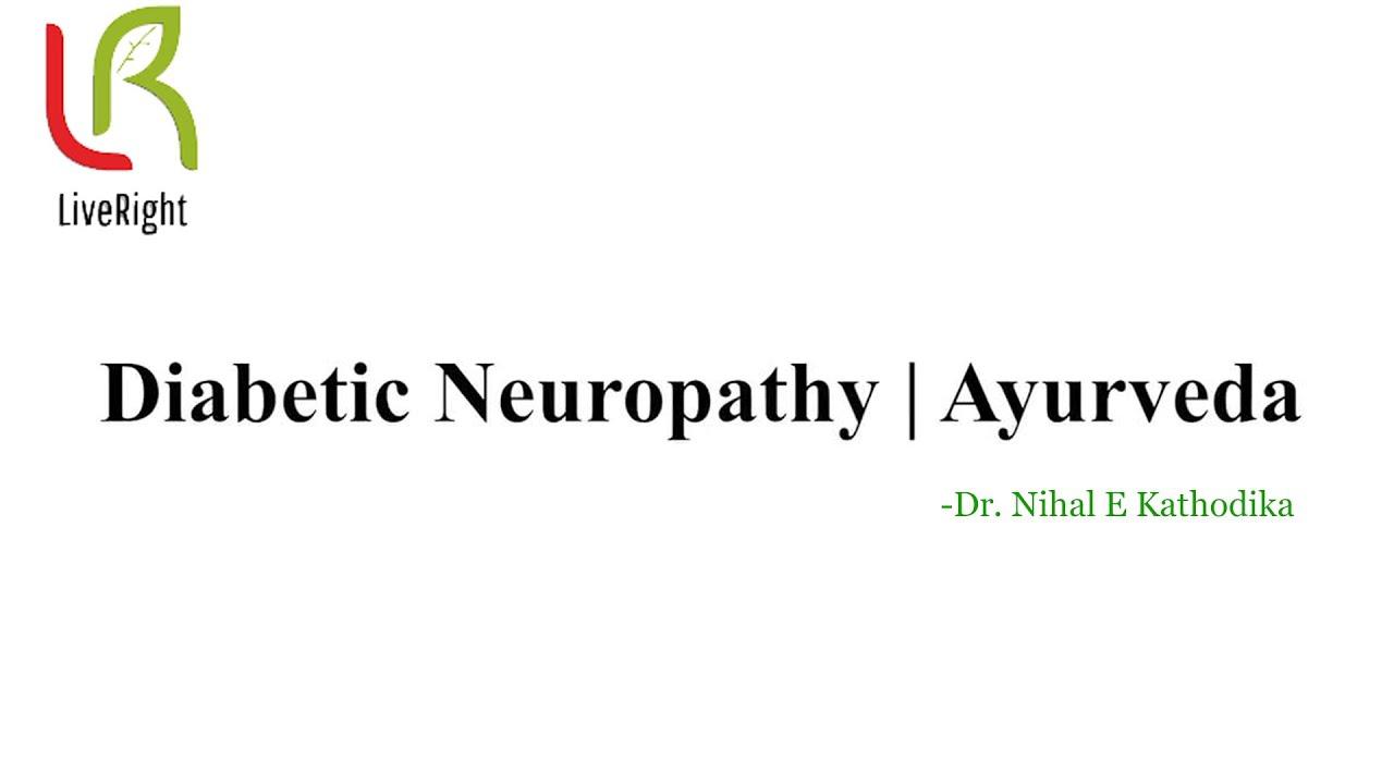 Diabetic Neuropathy   Manage through Ayurveda   LiveRight Ayurveda