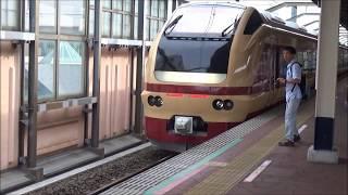 【JR東日本】常磐線特急E653系(国鉄カラー)