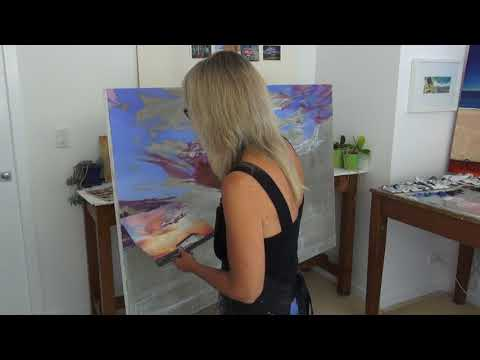 Fine Art Tips with Sandra Guy on Colour In Your Life