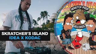 dj idea x kodac visualz present skratchers island 7 portablist scratch video
