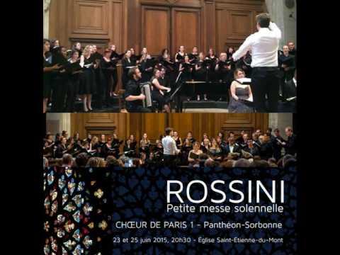 Rossini - Petite Messe Solennelle - 1 - Kyrie eleison