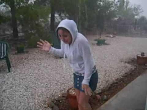 Monsoon In Arizona