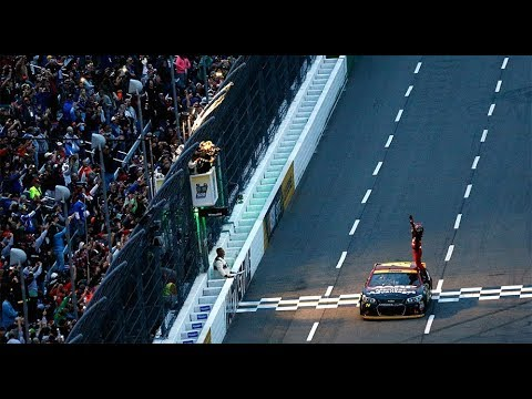 From the Vault: Jeff Gordon wins final career race
