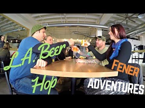 LA Beer Hop - Brewery Tour