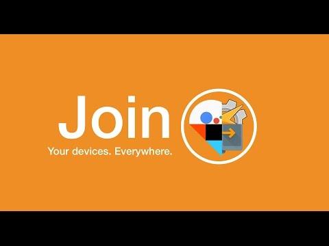 Google Assistant + IFTTT + Join + Tasker = Awesomeness