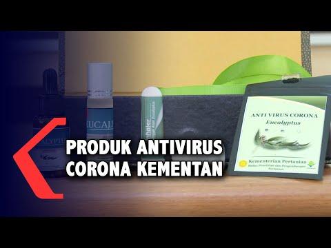 Ini 4 Produk Antivirus Corona dari Kementan Termasuk Kalung Antivirus
