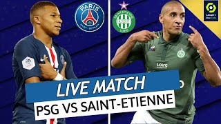 🔴🔵🇩🇿[ DIRECT / LIVE ] PSG - SAINT ETIENNE // VICTOIRE OBLIGATOIRE // LIGUE 1 / ( paris vs asse )