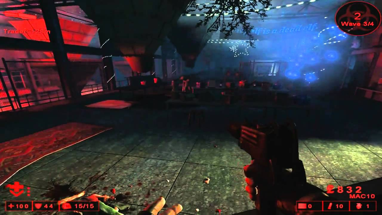 Killing Floor The Twisted Christmas Gameplay (HD) part 1 - YouTube