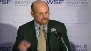 Dick Button Roasting ISU - Figure Skating Federation Corruption