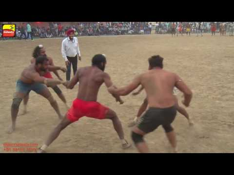 KOT DHARMCHAND (Tarn Taran) KABADDI CUP - 2016 | FINAL MATCH RAMDAS vs AMISHAH | FULL HD | Part 3rd
