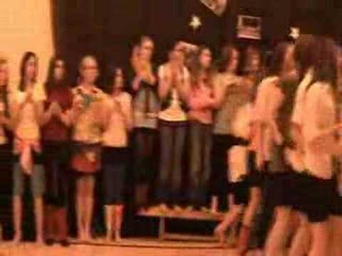 Caistor Grammar School Dance Show 2008
