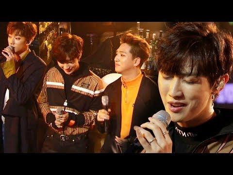 B1A4, 보이그룹 감성으로 완벽 소화 '같은 곳에서' @박진영의 파티피플 12회 20171021